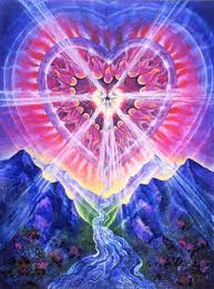 Love of awakened heart