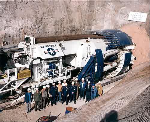 tunnelmachine