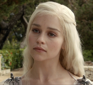 Daenerys Targaryen White Hair