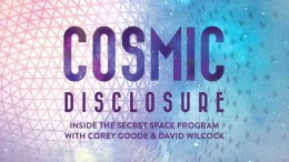 COSMIC DISCLOSURE: ALIEN TECH AT THEVATICAN