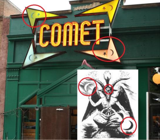 comet-satan