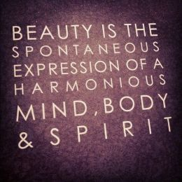 The Beauty of SpontaneousExpression