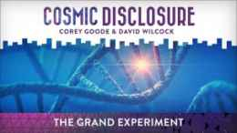 COSMIC DISCLOSURE: THE GRANDEXPERIMENT