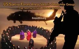 US Special Forces Arrest Satanic Pedophile Group – the AntarcticaConnection