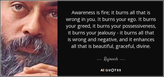 quote-awareness-is-fire-it-burns-all-that-is-wrong-in-you-it-burns-your-ego-it-burns-your-rajneesh-52-56-68