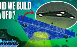 Real Triangle UFO (TR-3B) Caught on Film 2019 & Why MSM acknowledgesUFOs