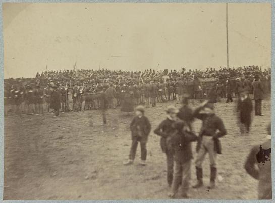 Andrew Basiago Gettysburg Address