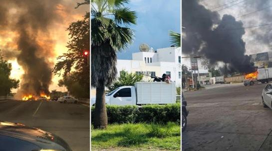 CULIACAN MEXICO - Attack