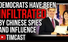 Democrats INFILTRATED By Chinese Spies, Video Shows Chinese Professor BRAGGING Biden IsCompromised
